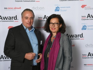 Swiss Award Corporate Communications 2017